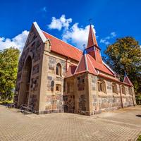 Храм Казанской Иконы Божьей Матери в Янтарном