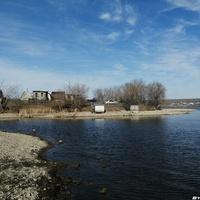 Эленги на берегу Беловского водохранилища