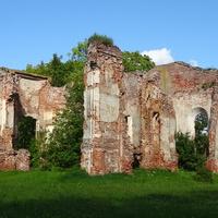 дворец Гильзенов, 1782