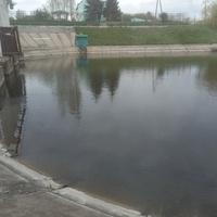 Водозабор в Магистральный канал Кильченской оросительной системы.