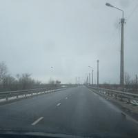 Плотина Старооскольского моря.