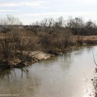 Река Пекша около Черкасова