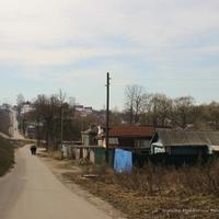 Спуск к р. Ундолка около  моста трассы М7