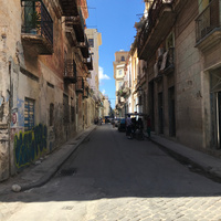 Улицы Старой Гаваны