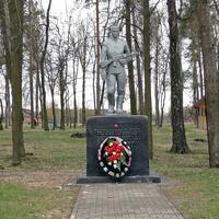 Татарка. Памятник жителям поселка ,погибшим в ВОВ.