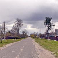 Войнилово. Солнечная улица