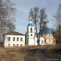 Церковь Покрова Пресвятой Богородицы  в Омофорове