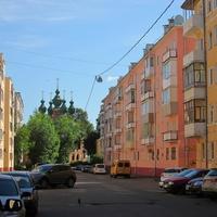 Улица Суркова, Благовещенская церковь.