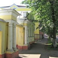 Улица Терешковой.