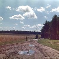 Старая дорога к Рощину, 1974 г.