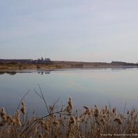 Водохранилище на р. Вежболовка в окрестности Карачарова