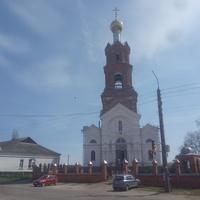 Михайло-Архангельский храм.