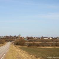 Панорама Курилова с юга