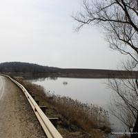 Река Вежболовка вблизи Курилова