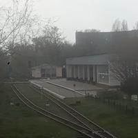 Детская железная дорога.