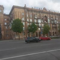 Запорожская площадь.
