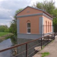 ГЭС села Большая Яблоновка построенная в 1953 году,после 30 с лишним лет простоя восстановленная и запущена в 2020 г.