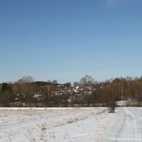 Подвязново, вид с востока
