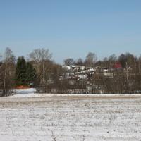 Подвязново, панорама с юго-востока