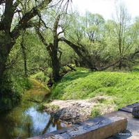Река Нергель около Господинова