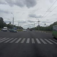 Проспект Гагарина.