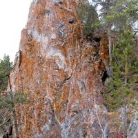 Тимлюйская пещера, которую впервые описал Черский.