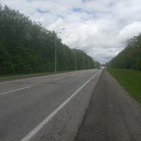 Белгородское шоссе.