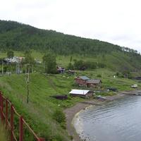 Старая Ангасолка, вид на восток.