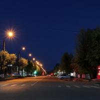 Улица Свердлова. Шуя.