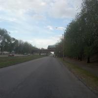 Диагональное шоссе.
