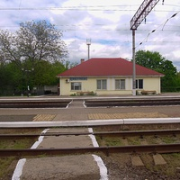 Станция Цыбулёво,селo Михайловка.