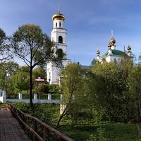 Шуя, Преображенский собор.
