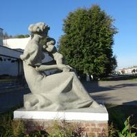 городская скульптура