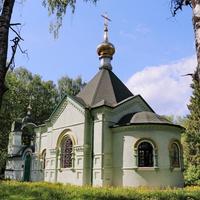 Шуя, церковь Ксении Петербуржской.