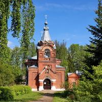 Шуя, церковь Алексея Человека Божьего.