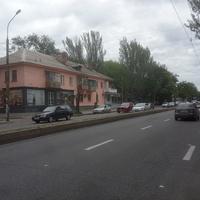Улица Победы.