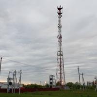 Вышка сотовой связи МегаФон