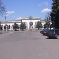 Станция имени Т.Г.Шевченко