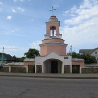 Часовня возле костела св. апостолов Петра и Павла