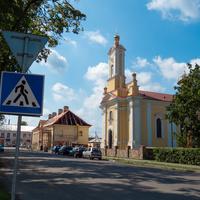 Церковь св. Петра и Павла в Ружанах