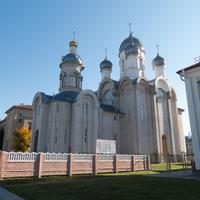 Храм Рождества Пресвятой Богородицы г.Свислочь