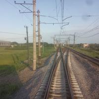 Лозово-Севастопольский железнодорожный путь.