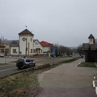 Советская улица г. Логойск