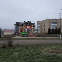 """Магазин """"Хит"""" на ул. Советской г. Логойска"""