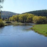 речка Олха