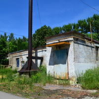 Здание котельной на улице Володарского