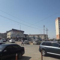 Остановка Дамбинская