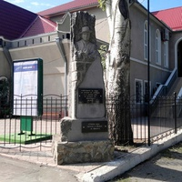 Памятник Ивану Ефимовичу Воронаеву.
