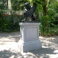 Скульптура Грифон.
