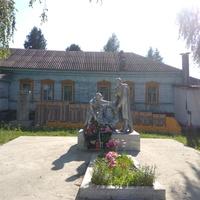 Село Кривчиково. Памятник павшим советским воинам